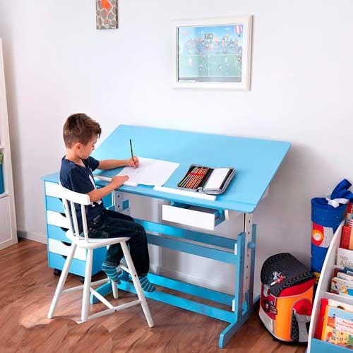 escritorios infantiles