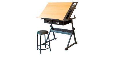 mesa de dibujo madera