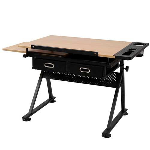 escritorio de dibujo