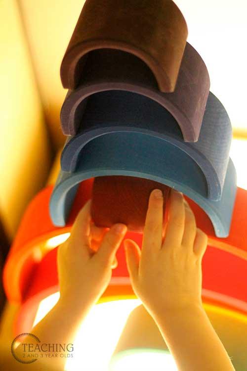 mesa de luz juegos niños