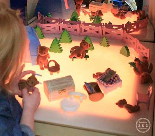 juguetes para mesas de luz