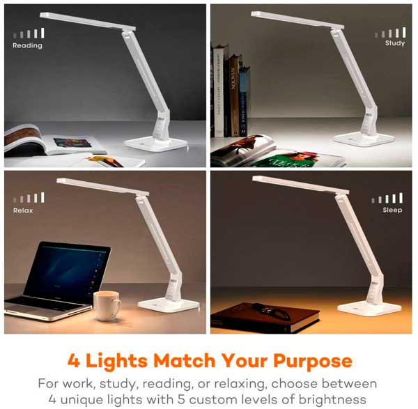 lampara luz regulable